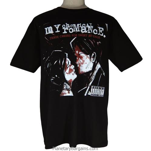 Three Cheers for Sweet Revenge Shirt