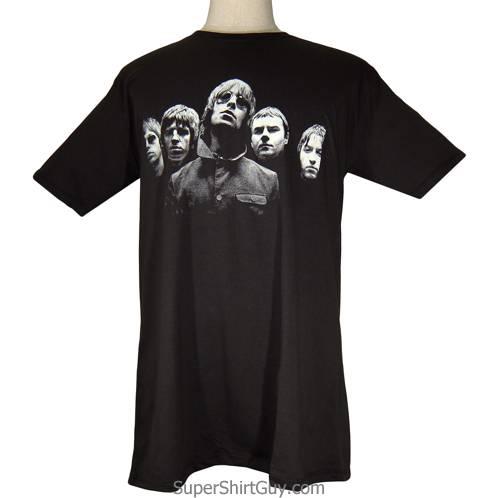 Oasis Band Wonderwall Shirt