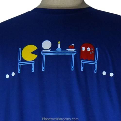 Pac Man Dinner Shirt