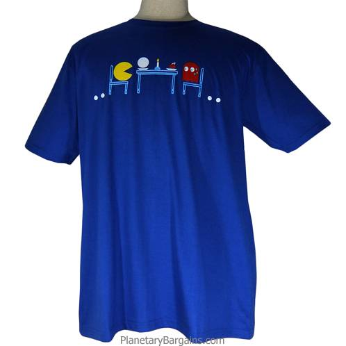 Pac Man Dinner Shirt