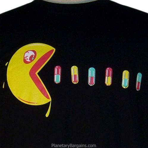 Pac-Man Pill Muncher Shirt
