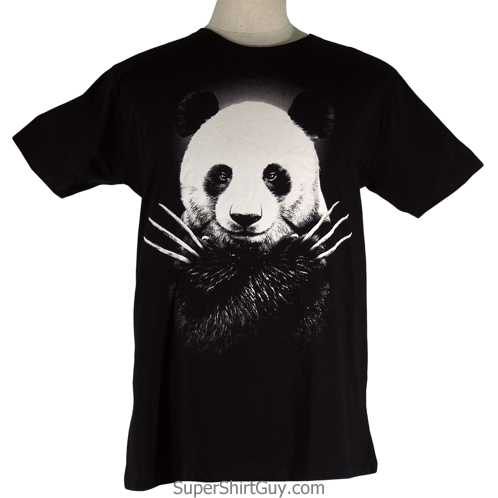 Panda Wolverine Shirt