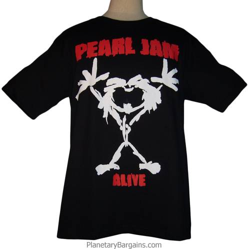 Pear Jam Alive Shirt