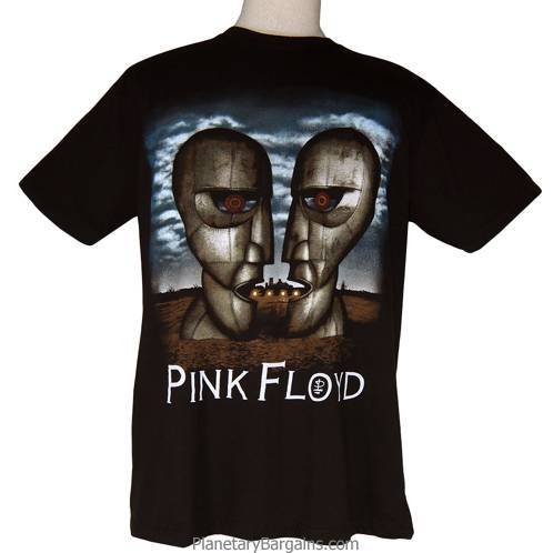 Pink Floyd Division Bell Shirt