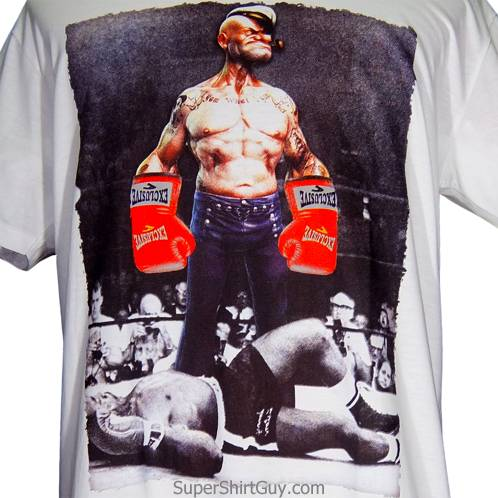 Popeye The Boxer Shirt