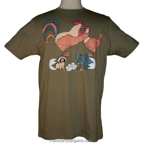 Runaround Hen Shirt