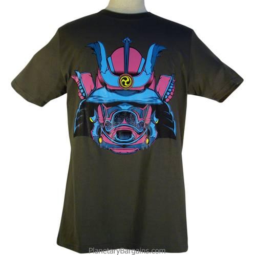 Samurai Helmet Shirt