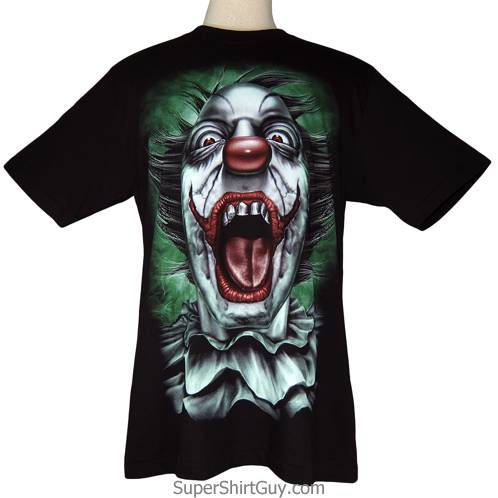 Scary Clown Shirt