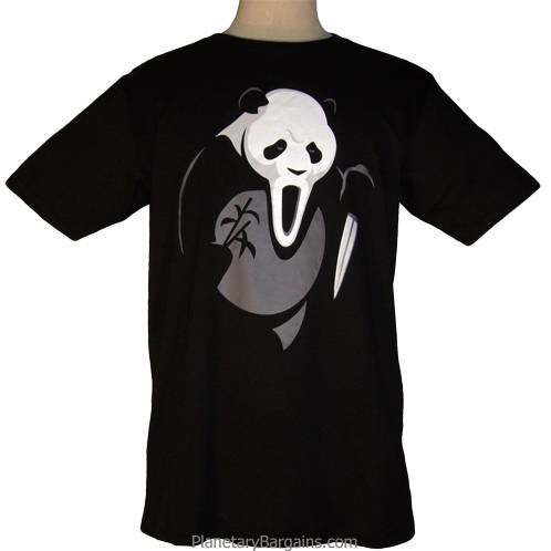 Scream Panda Shirt