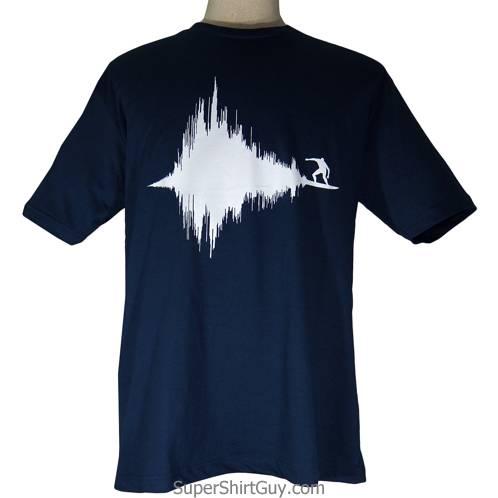 Sound Wave Surfer Shirt