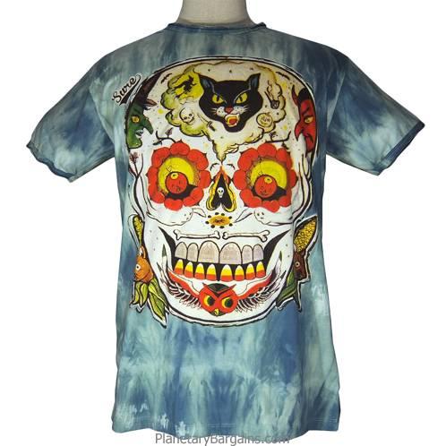 Spooky Skull Shirt