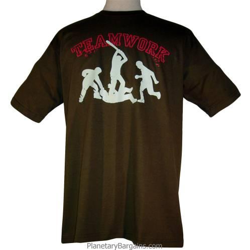 Funny Teamwork Shirt