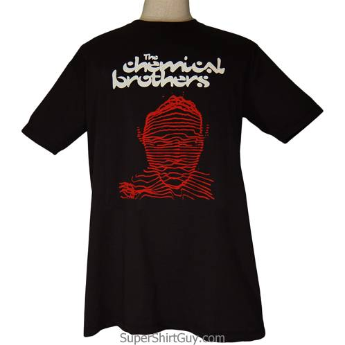Chemical Brothers Another World Vector Man Shirt