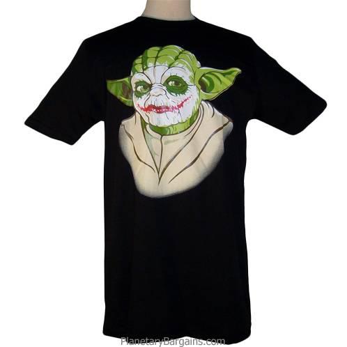 Yoda Joker Shirt