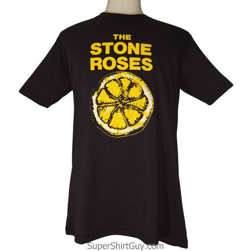 Stone Roses Lemon Shirt
