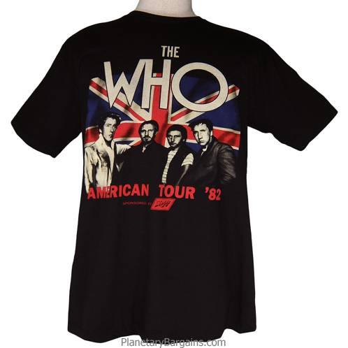 The Who Tour Shirt