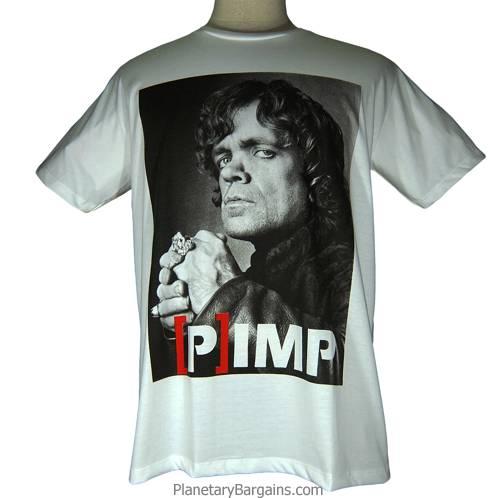 Tyrion Pimp Shirt