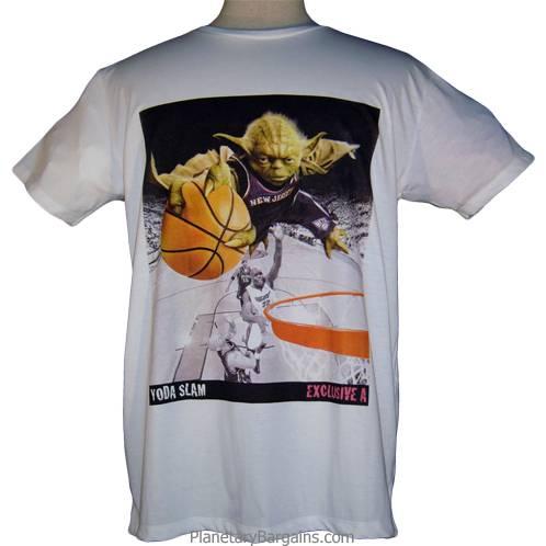 Yoda Slam Dunk