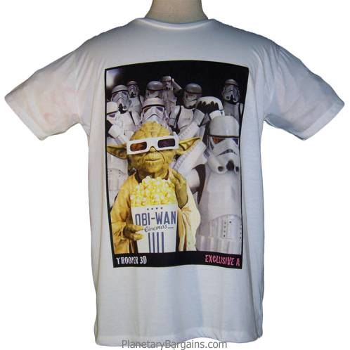 Yoda Trooper 3D Shirt