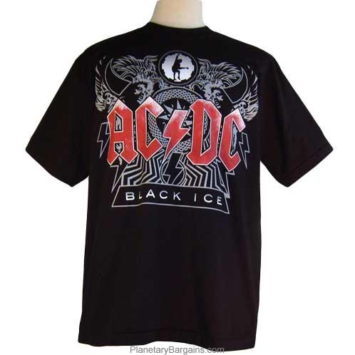 AC/DC Black Ice Shirt