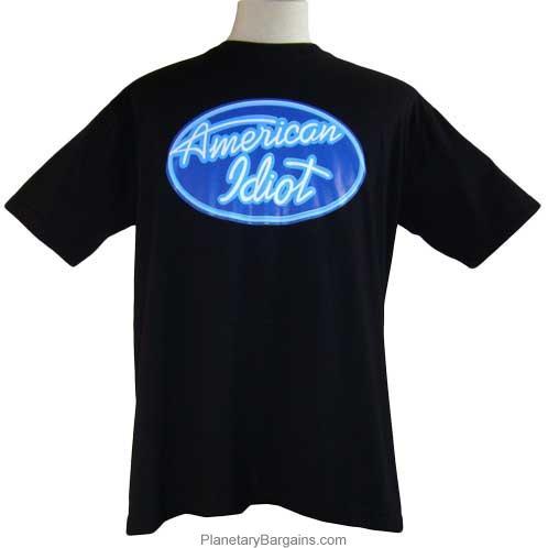 American Idiot Shirt