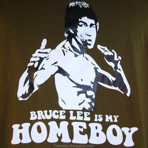 Bruce Lee Funny