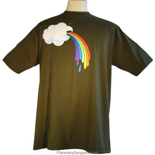 Cloud Making Rainbows T-Shirt