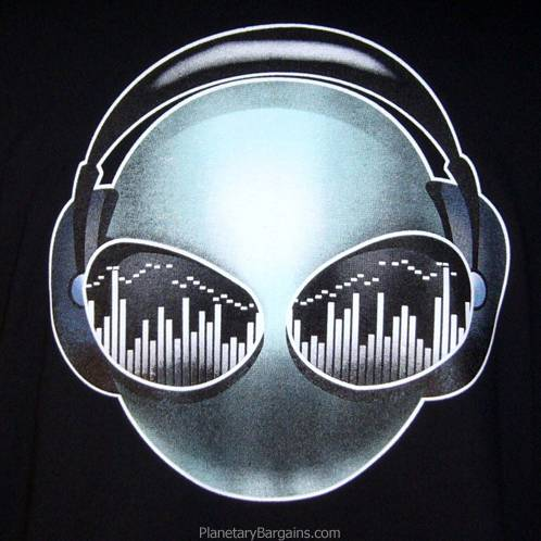 DJ Alien Shirt