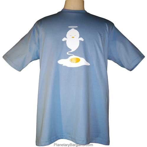 Funny Egg to Angel Shirt