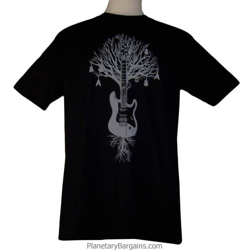 Guitar Tree Shirt