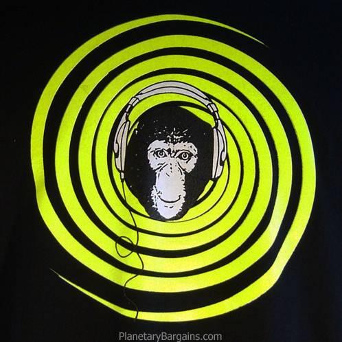 Hypno Monkey Shirt