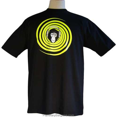 Funny Hypno Monkey Shirt