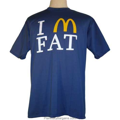 I Am Fat Shirt