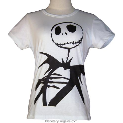 Jack Skellington Pumpkin King Shirt