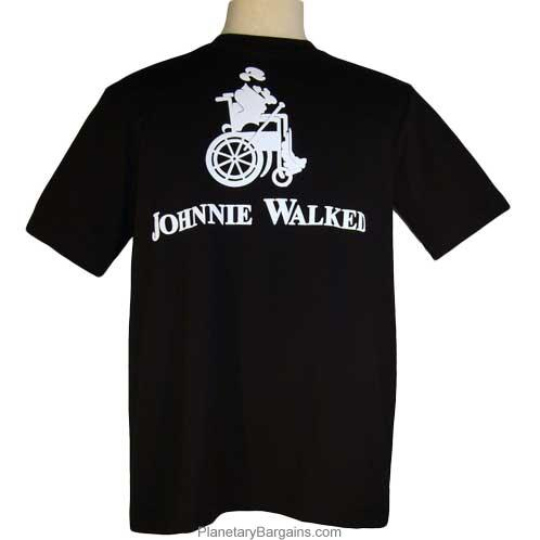 Johnnie Walked Shirt