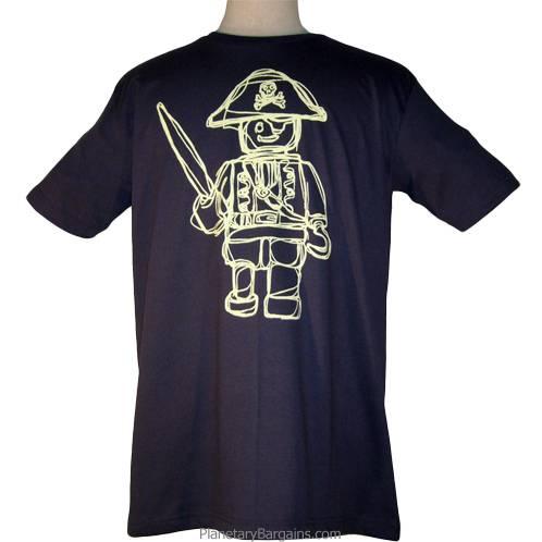 Lego Pirate Shirt