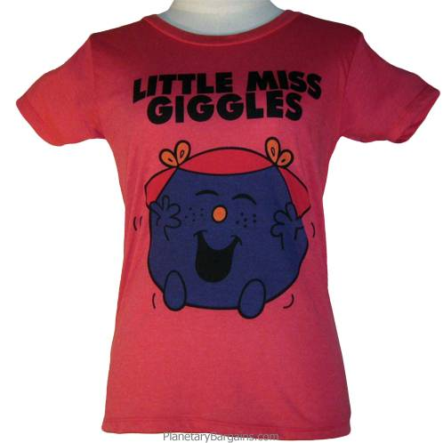 Little miss giggles t shirt