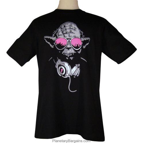 d21eb19c Master Yoda In Sunglasses Shirt - Yoda Sunglasses Shirt- Yoda ...