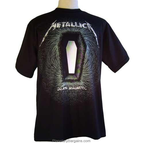 Metallica Death Magnetic Shirt