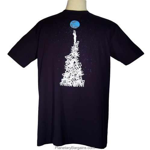 Reaching For Earth T-Shirt