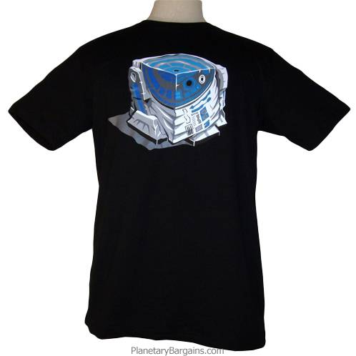 R2- D2 Recycled Shirt