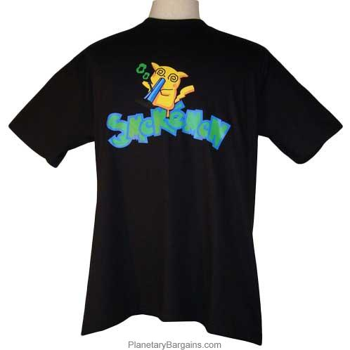 Funny Smokemon Shirt