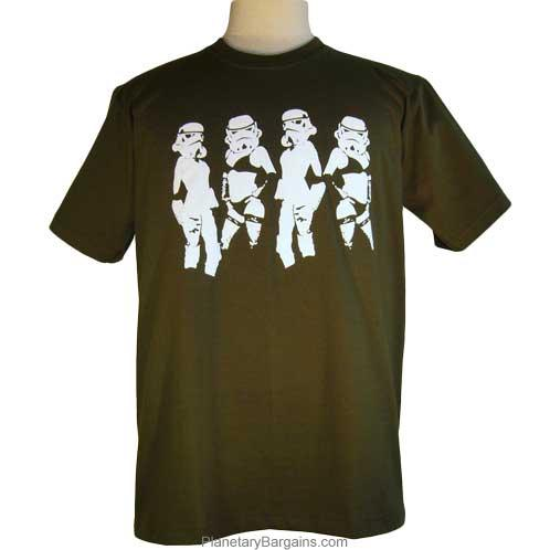 Funny Star Wars Stormtroopers In Lingerie Shirt