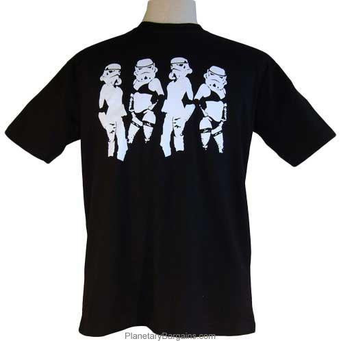 Funny Star Wars Clones in Lingerie Shirt