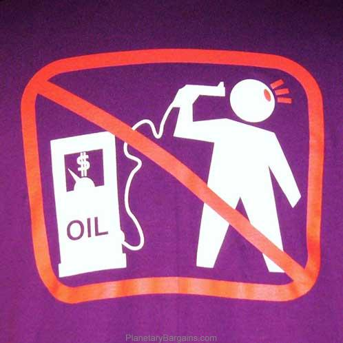 Suicide By Oil Shirt
