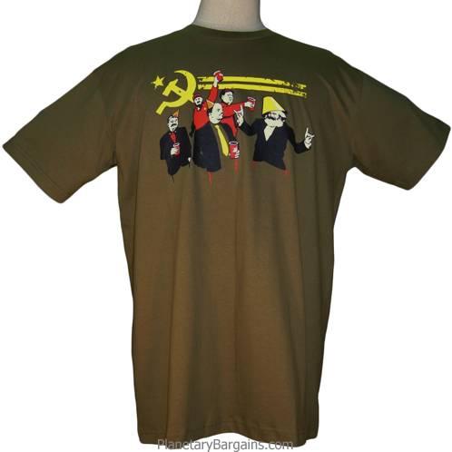 The Communist Party Shirt