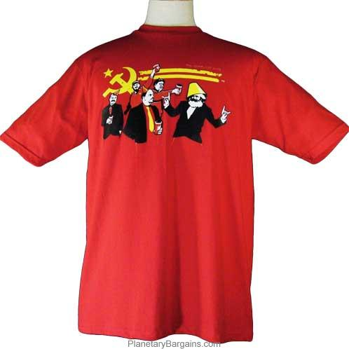 The Communist Party Shirt