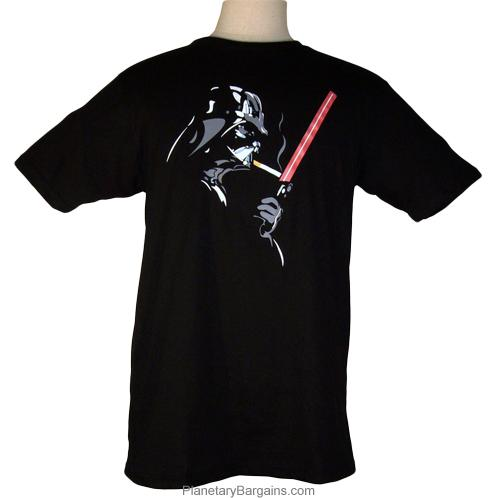 Darth Vader Smokes Shirt