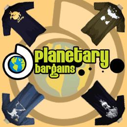 Planetary Bargains Ad